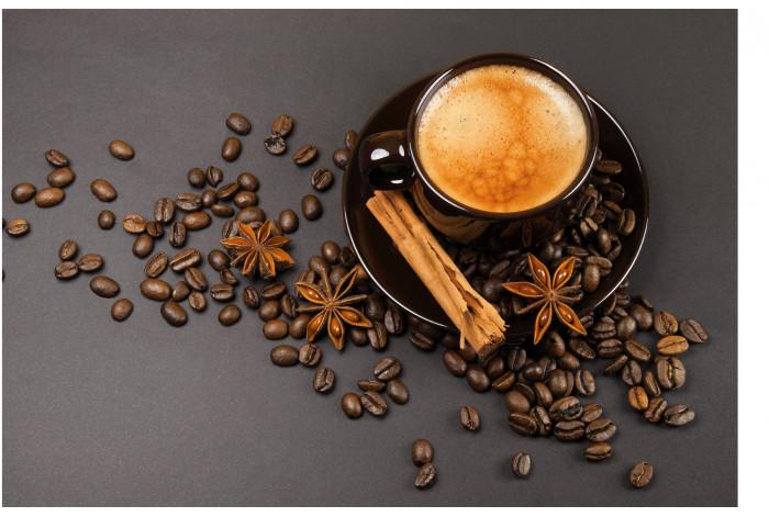 Полотно Кофе в интерьер
