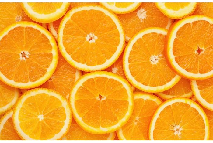 Полиптих из 5 частей Апельсиновый рай