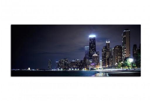Фотокартина ночной город