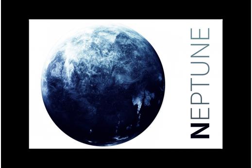 Картина Нептун