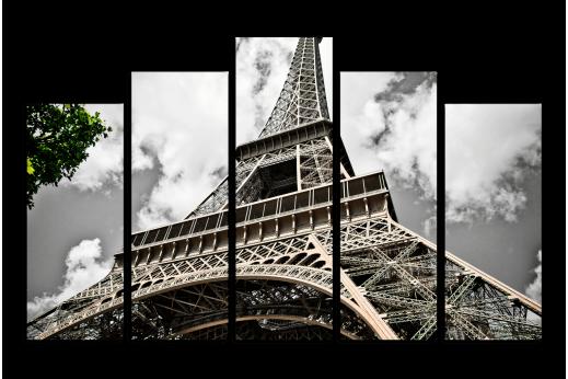 Модульная картина Великая башня