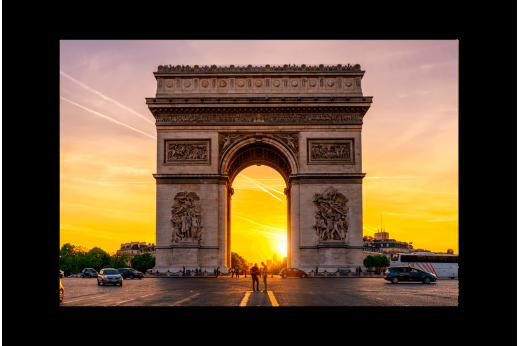 Картина Легендарная арка