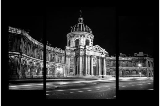 Модульная картина Ночная архитектура